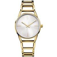 2017 nuevos relojes de moda estilo caliente para el reloj de cuarzo de las mujeres impermeable reloj de señora de la aguja dos Brazalete de la serie femenina de la tabla