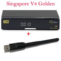 PVRs DVB-C Included Most stable Singapore cable tv box starhub box V8 Golden watch all HD chnls and free 239+ channels better than qbox hd c608 c801