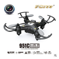 Wholesale Aerial photography unmanned aerial vehicles mini portable four axis aircraft self timer remote control aircraft DHL logistics