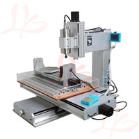 Wholesale High performance kw axis cnc router Three dimensional metal wood carving machine with water sink