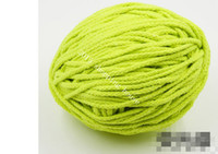 Wholesale 025 Sewing accessories MM eight color cotton rope drawstring pants pocket DIY hand woven cotton rope Pocket Cap