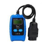abs fault codes - Vgate VC210 Fault Diagnostic ABS Air Bag Reset Diagnostic Tool OBD2 Code Reader For VW Audi Skoda