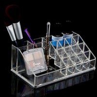 Wholesale Hot Cosmetic Organizer Makeup Organizer Storage Rack order subjects NEW