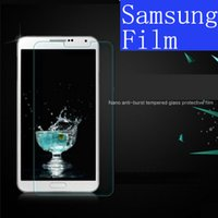 Wholesale For Iphone soft Screen Protector For Iphone Plus Iphone Galaxy ON5 S6 LG V20 Film mm D H Anti shatter Paper Package