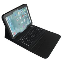 Wholesale Wireless Bluetooth Keyboard Silicon Case for Samsung Galaxy inch Tab T530 Tabl P5200 inch tablet Case Smart Cover