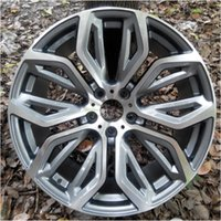 Wholesale LY880489 BW car rims Aluminum alloy is for SUV car sports Car Rims modified in in in in in