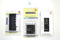 apple packets - Retail Package Packet For Mobile Phone Batteries Samsung iPhone Nokia HTC LG Huawei Blackberry All Kinds Phone Battery packing