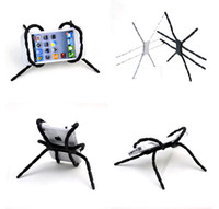 auto phone holder - Universal Spider Car Mobile Phone Holder For Iphone Plus Stent For Samsung S6 Edge S5 Auto Stand Support Cell Phone Holder