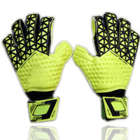 ads football - 2016 New man soccer gloves finger protection Professional goalkeeper gloves ADS Goal keeper Gloves Soccer Goalie Soccer