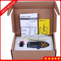 Wholesale TASI High quality Non contact Digital Laser Tachometer Price with measuring range RPM RPM Tach Tester