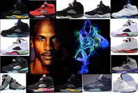 Wholesale Authentic Retro V Mens Basketball Shoes Sneakers Retro Men Women Basketball Shoes Man s Sports Shoes Training shoes