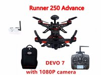 advanced plastic systems - Walkera Runner Advance GPS System RC Racer Quadcopter RTF with DEVO Transmitter OSD P Camera GPS Goggle F19357
