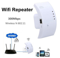 Wholesale 2017 new Wireless Wifi Repeater Mbps Extender IEEE n b g Network Router Range Booster