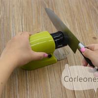 Wholesale DHL Hampton Direct Swifty Sharp Motorized Cordless Knife Sharpener Precision Power Sharpener MOQ