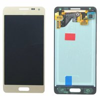 For Samsung alpha pack - For Samsung Galaxy Alpha Note mini G850 Replacement LCD Display with Touch Screen Digitizer Assembly pack
