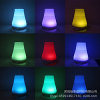 Wholesale car Colorful lamp humidifier household air purifying humidifier ultrasonic mute power off protection factory