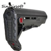 Wholesale Sinairsoft Strike Industries New Viper Mod stock Tactical Impact Resistant Buttstock For Buffer Tube QD sling mounting House