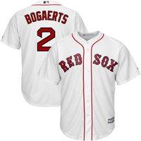Wholesale Men s Xander Bogaerts Boston Red Sox Cool White Yellow Baseball Jersey cheap giants Mix Order Size M L XL XXL XXXL