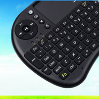 Wholesale Rii I8 Keyboard Wireless Backlight Air Mouse Remote With Touchpad Handheld For TV BOX Pendoo X96 T95 M8S H96