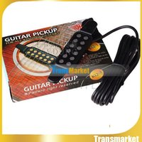 Wholesale Classical Guitar Pickups KQ Guitar Pickups Great for Acoustic Guitar acoustic guiatr classical guitar
