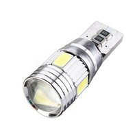 Wholesale 10pcs T10 W5W LED SMD Car HID Canbus Wedge Light Bulb Lamp