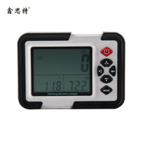 air gas temperature - co2 meter co2 monitor detector gas analyzer indoor air quality monitor HT in1 Temperature Relative Humidity co2 detector