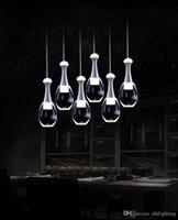 Cheap 30sq.m ~ Above LED Pendant lamp Best CCC 25 Inch & Above perfume bottle Pendant Lamp