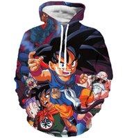 Yes anime sweatshirt - Cute Kid Goku D Sweatshirts Women Men Casual Long Sleeve Outerwear Anime Dragon Ball Z Hoodies Hooded Sweatshirt