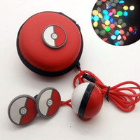 Card No Card Reader Mini Magic Pokeball MP3 Player - Hot Cheap Colorful Sport mp3 Players Come with Earphone, USB Cable, Retail Box, Support Micro SD TF Cards