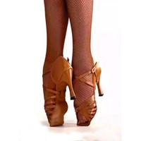 achat en gros de zapatos baile caribbean-Chaîne de danse de qualité Chaussures de danse latine pour femmes zapatos de baile latino danse latine chaussures filles danse salsa danse tenis féminine