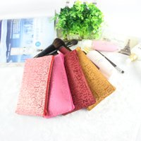 Wholesale Women Portable Cute Multifunction Beauty Zipper Travel Cosmetic Bag Letter Makeup Case Pouch Toiletry Organizer Holder JF