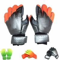 Soccer Finger Gloves Plain 2017 Newest SGT fingersave Goalkeeper Gloves Top Latex Soccer Football Gloves-latex Plam Goal Keeper Gloves Luva De Goleiro