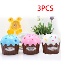 Seat Type bath room tissue - Tissue Boxes Creative Cute Ice Cream Cake Towel Tube With Bath Toilet Paper Tissue Box Car Kit Toothbrush Cup High Quality