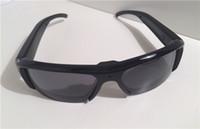 32 Go Nouveau HD 1080P Lunettes cachées Enregistreur vidéo Lunettes de soleil Sports Caméra Enregistrement DVR Spy Glasses Caméscope pour extérieur