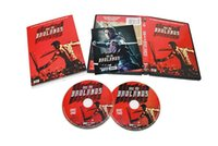 Wholesale Hot Into the Badlands Season US Version Disc dvd DHL free factory price
