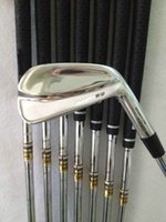 Clubs de golf MP-69 Irons 3456789P Avec Dynamic Gold Steel S300 shaft 8PCS MP69 Golf Irons Droite