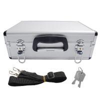 Compra Transmisor esky-RC YAGO Caja de aluminio con correas de cuello para el transmisor, Radio Futaba, Walkera Radio JR Radio, HITEC, ESKY