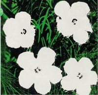 andy warhol flowers - Andy Warhol Flowers Giclee Canvas Print Paintings On High Quality Canvas Multi size berkin