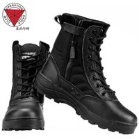 Wholesale The man commando combat boots boots boots continental desert tactical training in mountaineering shoes shoes for men and women