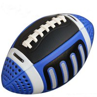 beach rugby ball - 2016 NEW American Football Rugby Ball Bola Children s Size Kids Beach Rugby Ball For Training And Match Four Color