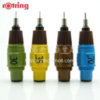 Wholesale Rotring isograph needle pen nib chirography stylus nib many writing points for choice