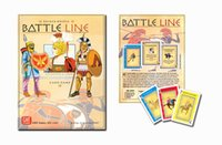 battle board games - english and Chinese version battle line board game family game cards game party game