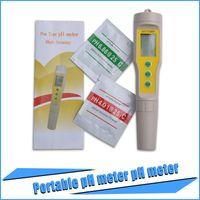 aquarium meter price - best price Newly Design Digital LCD PH Meters Soil Aquarium Safe Pool Water Wine Urine Tester Analyzer