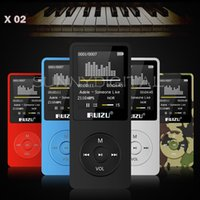 mp3 vedio player achat en gros de-RUIZU X02 1.8