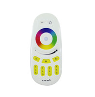 Wholesale 2 G Zone LED Wireless RF RGB RGBW Controller Touch Remote Dimmable Mi Light Series For RGB RGBW Lights Strip and Bulb