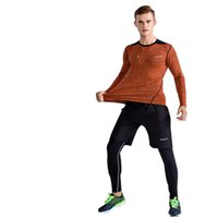 active wear apparel - New Arrival Men Compression Sportswear Suits Wicking Running Quick Dry Apparel Three Pieces Gym Fitness Clothing Active Wear Four Color