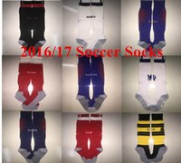 Wholesale High quality Real ac Atleticos home away third Madrid soccer socks calcetines calze meias chaussettes Milan football Sports Socks
