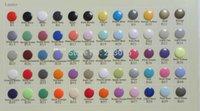 Wholesale color DHL sets Original T5 Size KAM Diaper Plastic Resin snaps fasterner buttons for Cloth sets per color