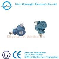 Wholesale pressure transmitter bar pressure transmitter ma silicon pressure transmitter with LED display