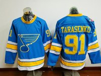 alexander blue - Ice Hockey Vladimir Tarasenko Winter Classic Jerseys St Louis Blues David Backes Alex Pietrangelo Alexander Steen